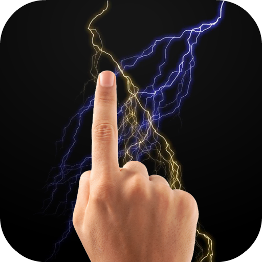 Electric touch wallpaper LOGO-APP點子