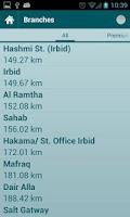 Screenshot of Ahli Mobile