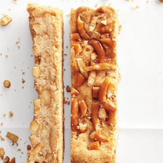 Pretzel-Shortbread Bars