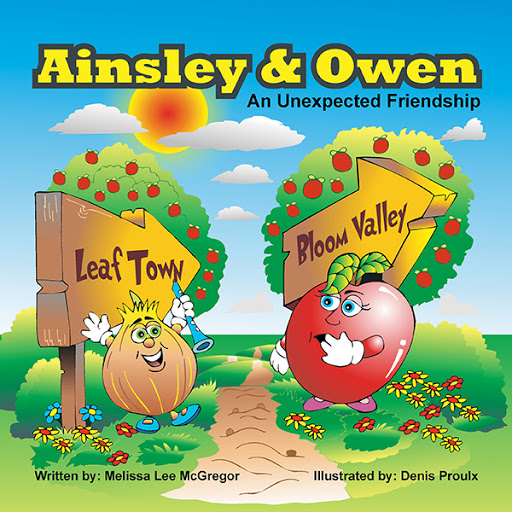 Ainsley & Owen cover