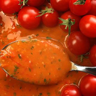 Sherry-Tomato Vinaigrette
