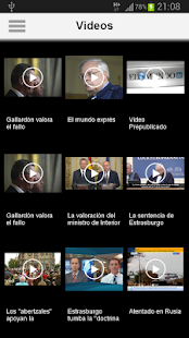 El Mundo - screenshot thumbnail