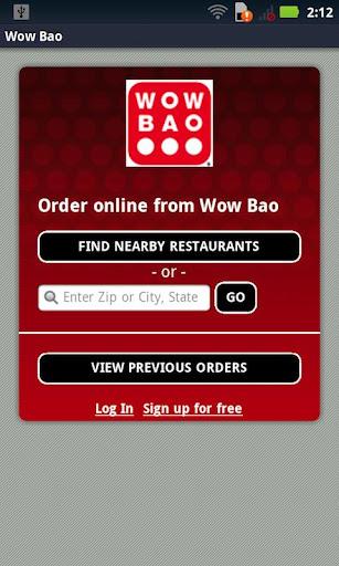 Wow Bao