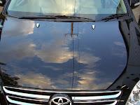 トヨタ イプサム 04y 洗車達人PRO.com 兵庫県 会員様 実践報告