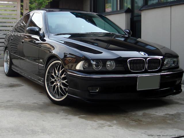 BMW 528i  洗車達人PRO.com 広島県 会員様 実践報告