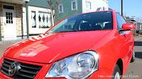 VW ポロ 07y  洗車達人PRO.com 北海道 会員様 実践報告