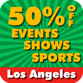 50% Off Los Angeles Events