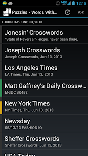 Words With Crosses - screenshot thumbnail