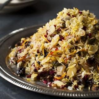 Jewelled Rice Recipe