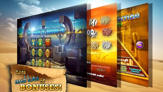 Slots - Pharaoh's Way - screenshot thumbnail