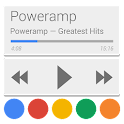 Skin for Poweramp Now/Card UI icon