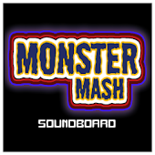 Monster Mash Movie Soundboard