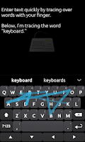 Screenshot of Ultra Keyboard
