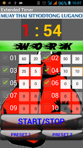 【免費運動App】Timer Muay Thai Sityodtong(CH)-APP點子