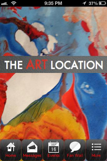 【免費生活App】Art Location-APP點子
