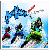 Snowmobile Mountain Racing SX