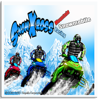 Snowmobile Mountain Racing SX 3.0