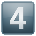 4 digits logo
