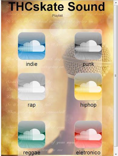THCskate - sound