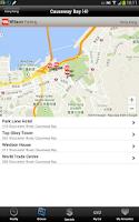 Screenshot of Wilson Parking