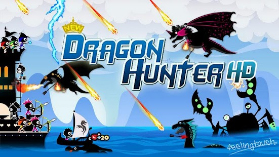 Dragon Hunter HD - screenshot thumbnail