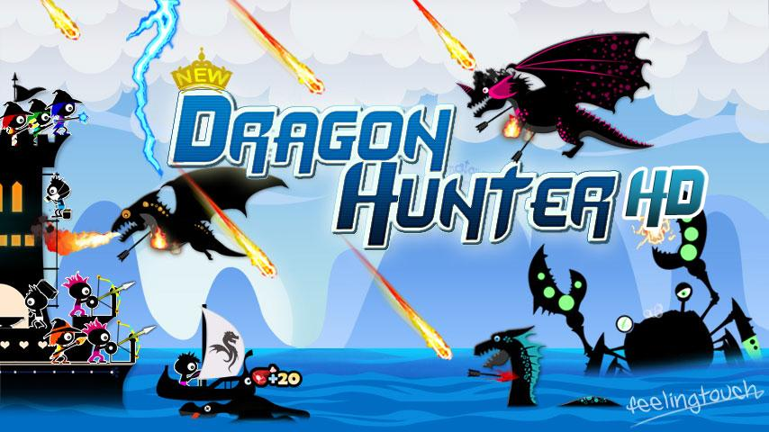 Dragon Hunter HD - screenshot