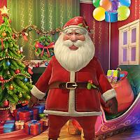 Joking Santa