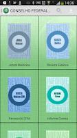Screenshot of CFM Publicações