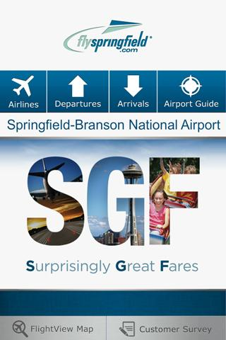 SGF National Airport