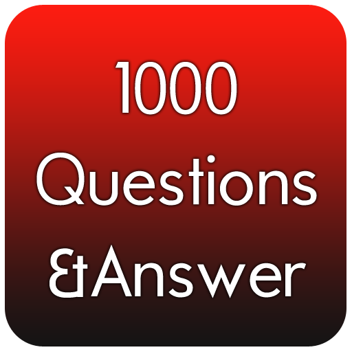1000 سؤال وجواب 書籍 App LOGO-APP試玩