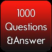 1000 سؤال وجواب