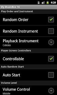 My MusicBox 19 - screenshot thumbnail