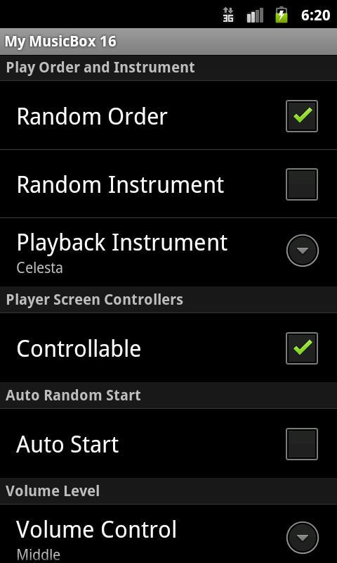 My MusicBox 19- screenshot