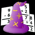 Math Wizard logo