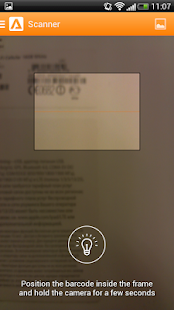 Barcode scanner, best price- screenshot thumbnail