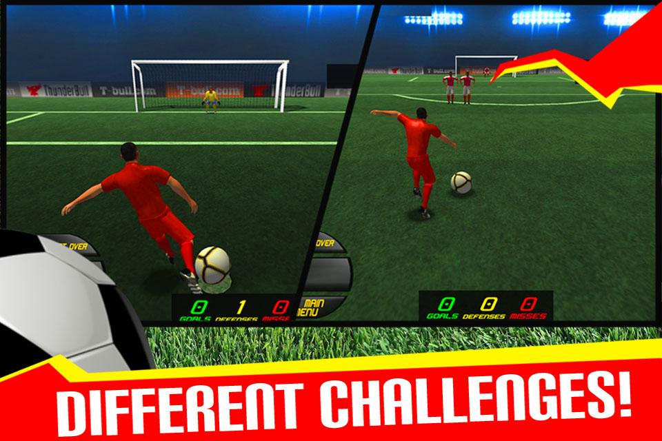 Soccer+: Real Champions 16- screenshot