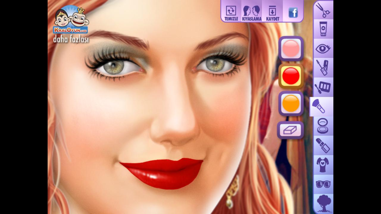 Roxelana True Make Up - screenshot
