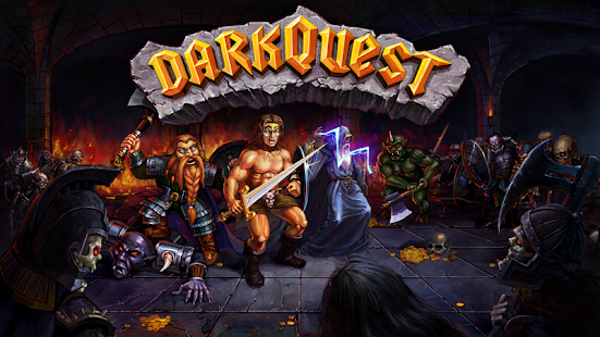 Dark Quest- screenshot thumbnail