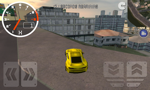 Sports Car: City Driving Sim