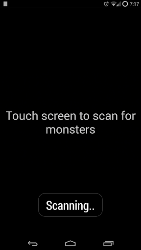 Monster Scanner