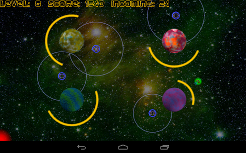 Asteroid Defense - screenshot thumbnail