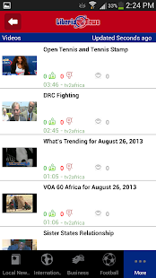 Liberia news | Africa - náhled