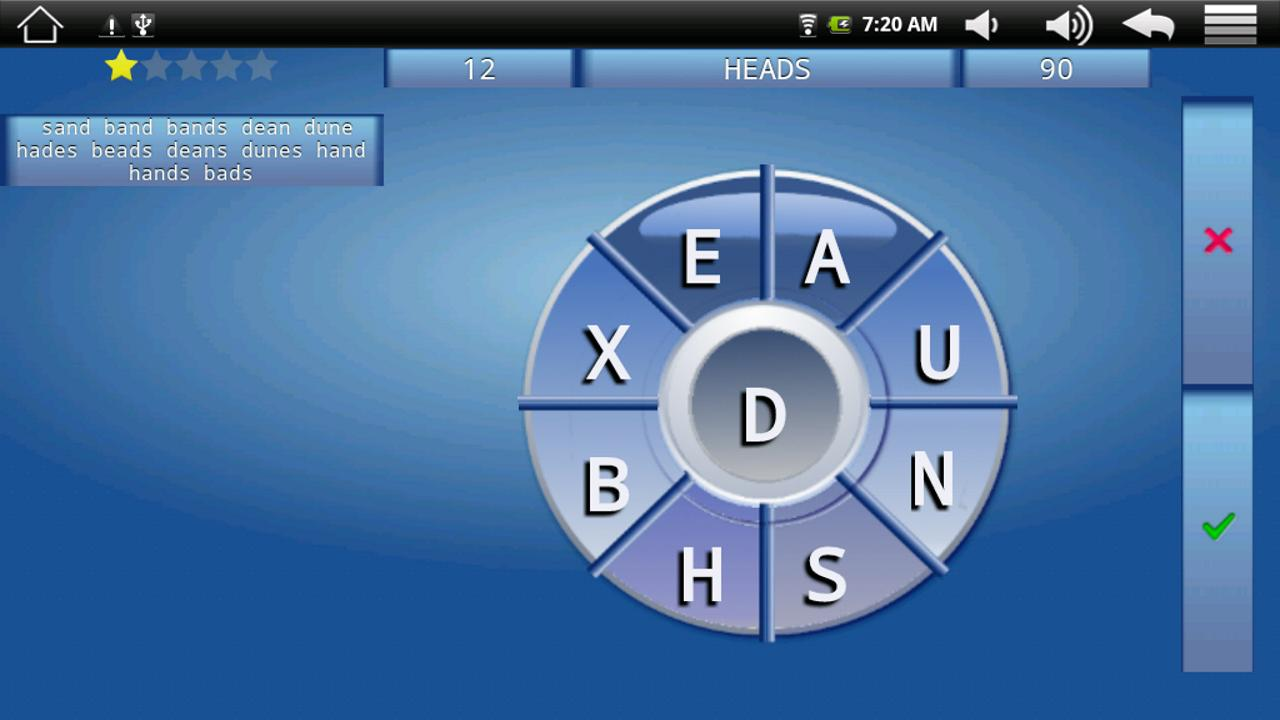 Word Poly Free - screenshot