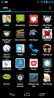 Screenshot of Settings App Ops Shortcut
