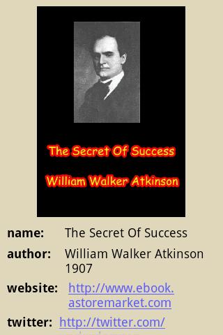The Secret Of Success - screenshot