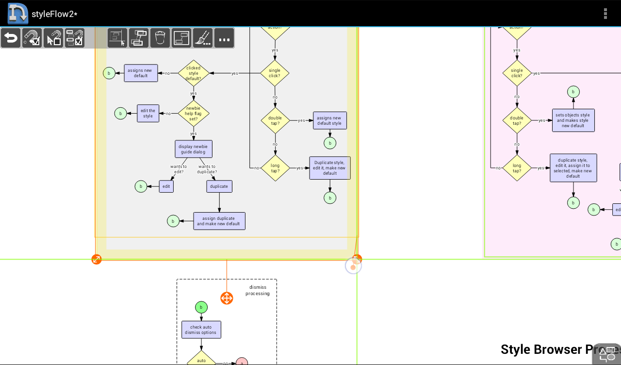 Nodescape free diagram tool android apps on google play nodescape free diagram tool screenshot ccuart Gallery