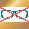 ClockUnnecessaryGlasses icon