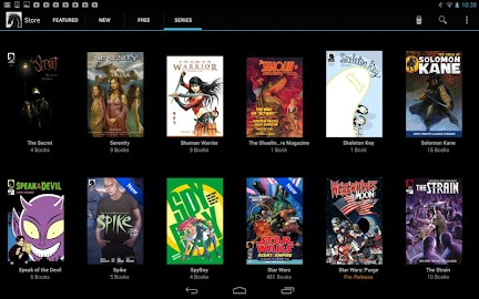 Dark Horse Comics Screenshot 12