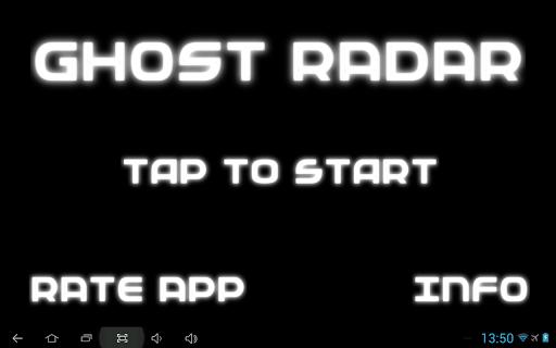 【免費娛樂App】鬼雷达HD - 免费-APP點子