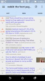 reddit is fun (unofficial) Screenshot 1